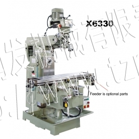 Universal Turret Milling Machine X6330