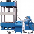 Four Column Slide Beam Hydraulic Press